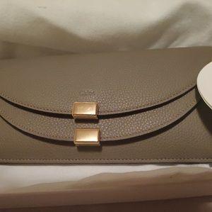 Chloe Georgia Continental Leather Wallet